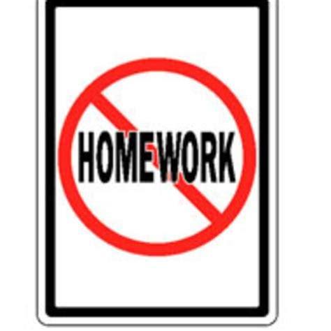 Banning homework in elementary schools