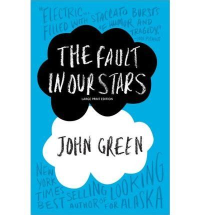 Plot summary of the fault in our stars books